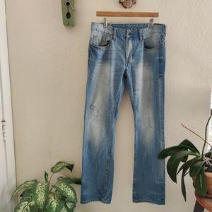 Buffalo 💙 Bitton Six Basic Jeans Stone Straight